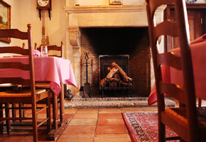 Restaurant 't Molenhof - Moerbeke-Waas  - Binnenin