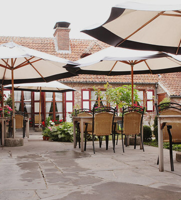 't Molenhof - Restaurant